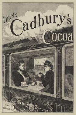 Advertisement for Cadbury's Cocoa