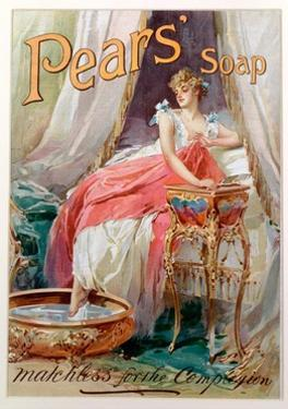 Advertisement for 'Pears' Soap', 1898