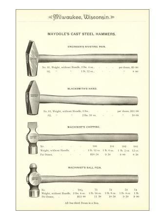 https://imgc.allpostersimages.com/img/posters/advertisement-for-steel-hammers_u-L-PDZ6980.jpg?p=0