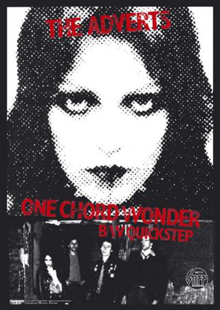 Adverts-One Chord Wonder