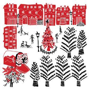 Christmas Season by Advocate Art