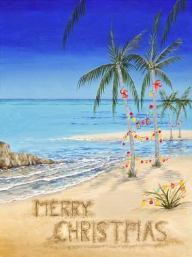Coastal Christmas by Advocate Art