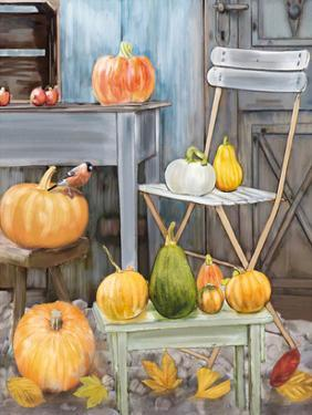Fall Harvest by Advocate Art