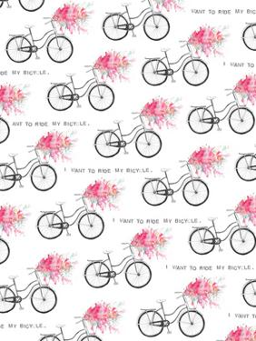 I Want To Ride My Bicycle by Advocate Art
