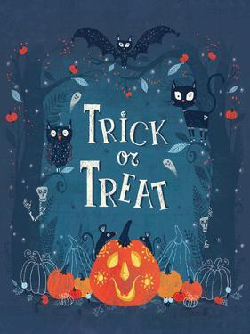 Trick or Treat by Advocate Art