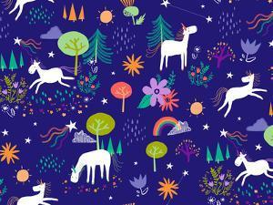 Unicorns by Advocate Art