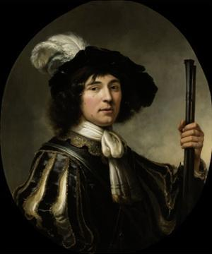 Portrait of a Young Man, 1640-60 by Aelbert Cuyp