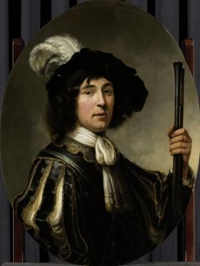 Portrait of a Young Man by Aelbert Cuyp
