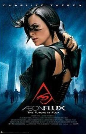 Aeon Flux Movie (Charlize Theron) Poster Print