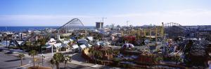 Aerial View of Myrtle Beach, South Carolina, USA