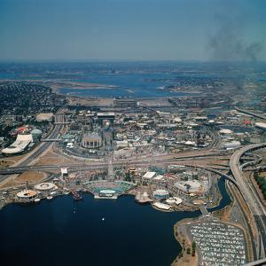 Aerial View of World's Fair