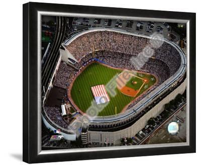 Aerial view of Yankee Stadium - 2008 MLB All-Star Game