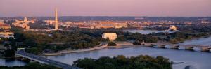 Aerial, Washington DC, District of Columbia, USA