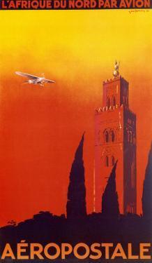 Aeropostale Afrique du Nord