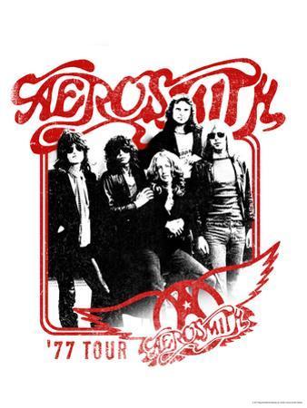 Aerosmith - 1977 Tour