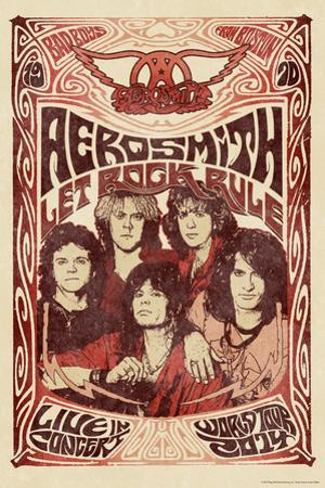 Aerosmith - Let Rock Rule