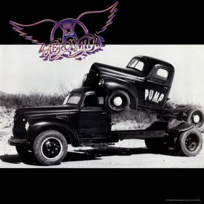 Aerosmith - Pump 1989