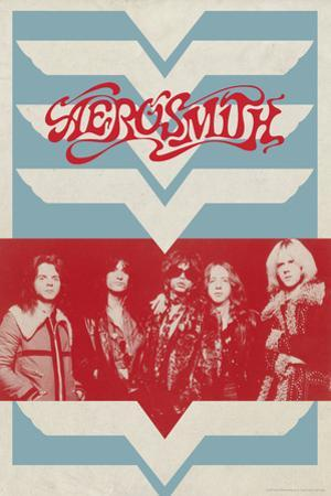 Aerosmith - Retro Wings