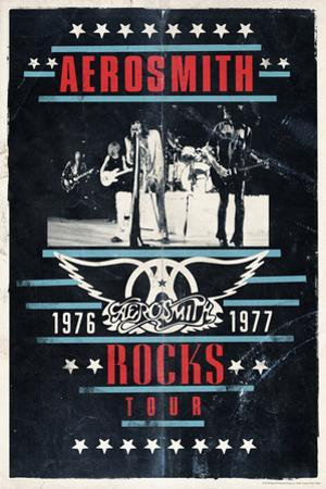 Aerosmith - Rocks Tour