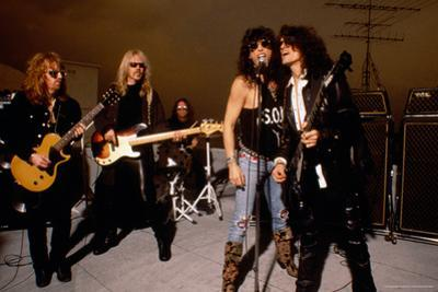 Aerosmith - Rooftop Blues 1990s