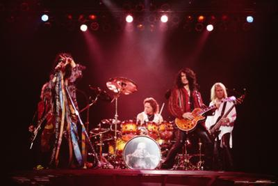Aerosmith - Stage Night Lights 1990s