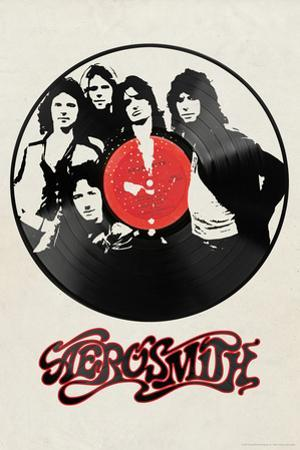 Aerosmith - Vinyl Record