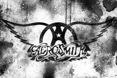 Aerosmith - Watercolor Logo