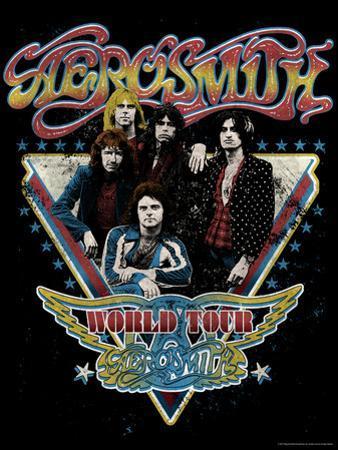 Aerosmith - World Tour 1977