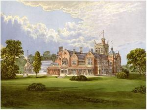 Caen Wood Towers, Middlesex, Home of the Reckitt Family, C1880 by AF Lydon