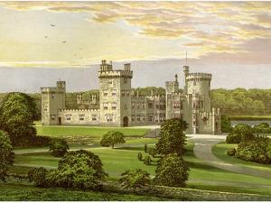 Dromoland, County Clare, Ireland, Home of Lord Inchiquin, C1880 by AF Lydon