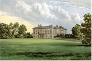 Farnham Lodge, County Cavan, Ireland, Home of Lord Farnham, C1880 by AF Lydon