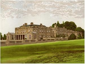 Gunton Park, Norfolk, Home of Lord Suffield, C1880 by AF Lydon