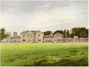 Heaton Park, Lancashire, Home of the Earl of Wilton, C1880 by AF Lydon
