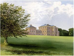 Mersham-Le-Hatch, Kent, Home of Baronet Knatchbull, C1880 by AF Lydon