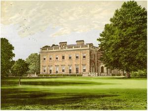 Peper Harow, Surrey, Home of Viscount Midleton, C1880 by AF Lydon