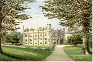 Thrybergh Park, Yorkshire, Home of the Fullerton Family, C1880 by AF Lydon