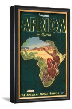 Africa by Clipper, c.1949