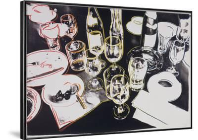 After the Party, 1979-Andy Warhol-Framed Art Print