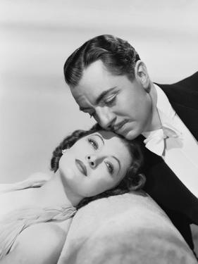 After the Thin Man by W.S. Van Dyke with Myrna Loy, William Powell, 1936 (b/w photo)