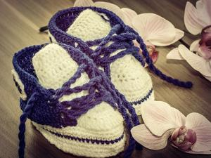 Baby Shoes by .AGA.