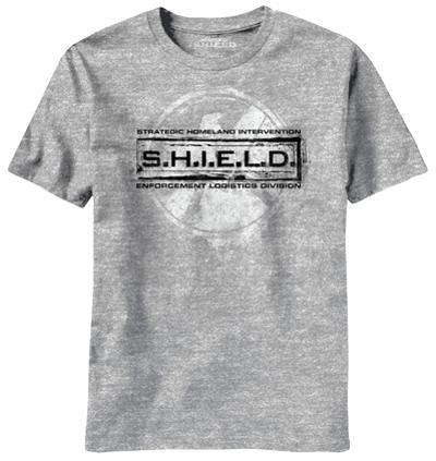 Agents of S.H.I.E.L.D. - Grunged Stamp