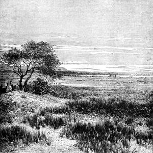 Agha Valley, Central Pampa, Argentina, 1895