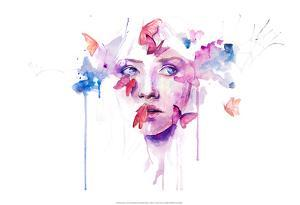 About a New Place by Agnes Cecile