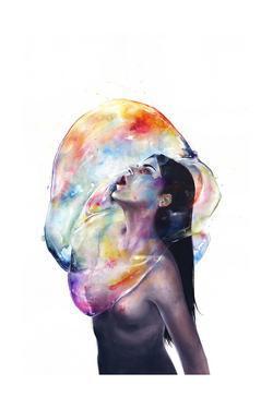 Apnea by Agnes Cecile