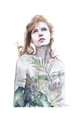 Breathe In Breathe Out by Agnes Cecile