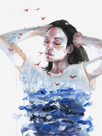 Finally She Lost Everything by Agnes Cecile