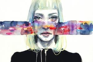 Fuoriluogo by Agnes Cecile