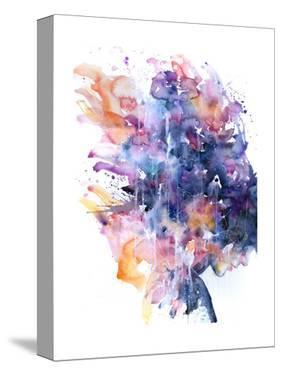 In A Single Moment All Her Greatness Collapsed by Agnes Cecile