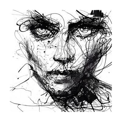 In Trouble, She Will by Agnes Cecile