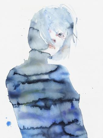 Pallida by Agnes Cecile